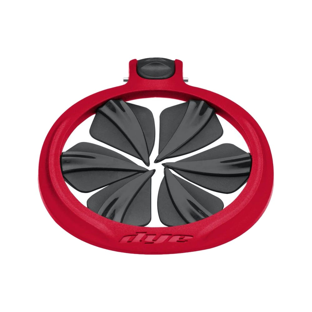 Dye Rotor R2 Quick Feed Red Gray